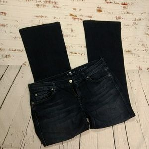 """7 for all mankind """"A"""" pocket jeans (178)"""